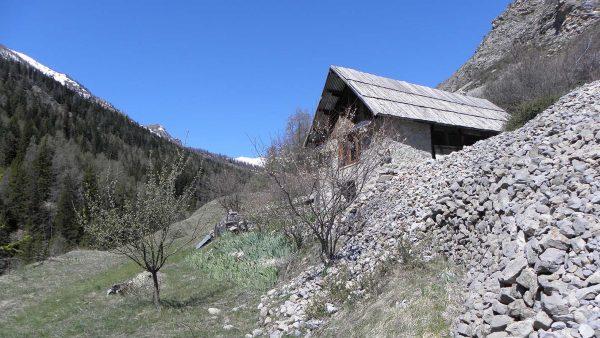 Randonnée sur le plateau de Sestrière