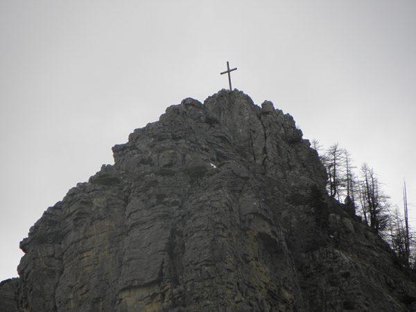 La croix de la Bercha