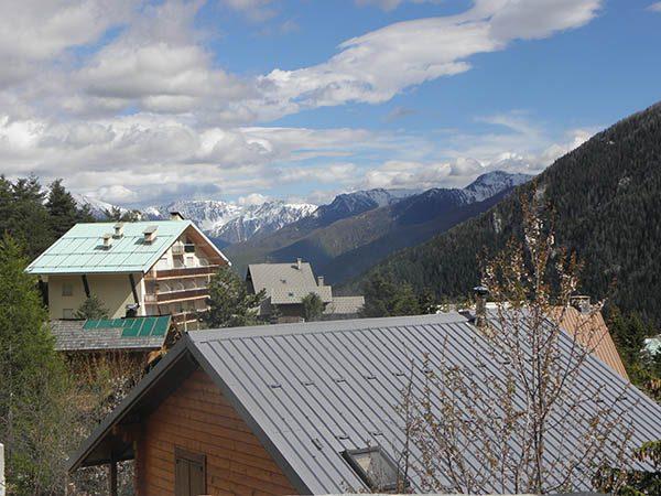 Les toits d'Auron