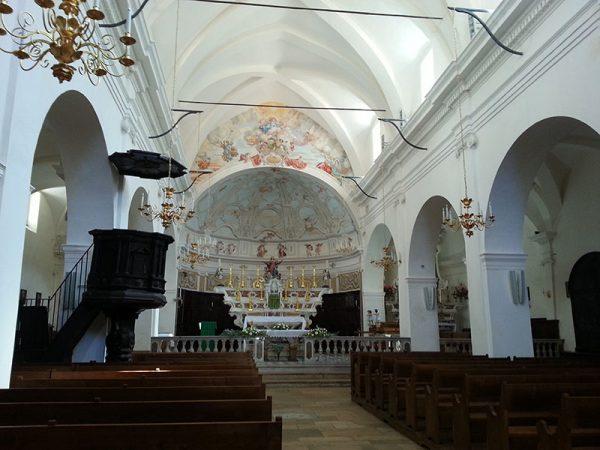Eglise Sainte Marie Majeure