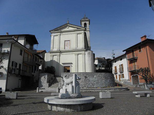 Chiesa di San Carlo a Feriolo
