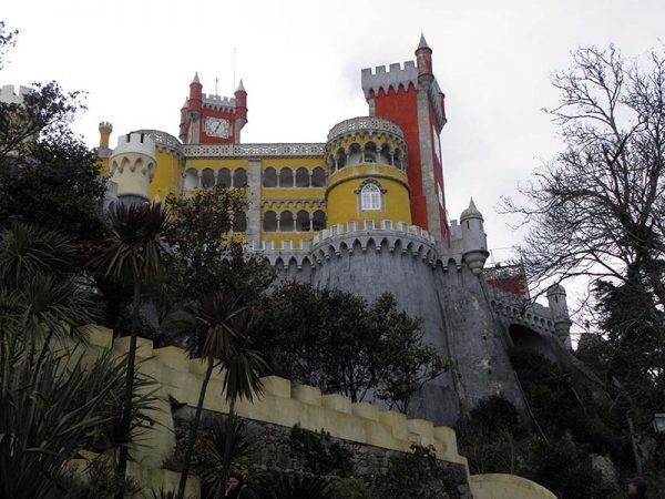 Le Palácio Nacional da Pena