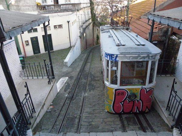 Tram de Lisbonne