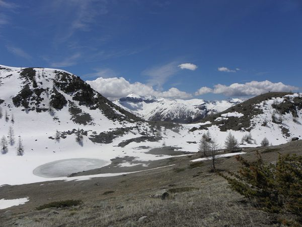 Le lac du Lagarot