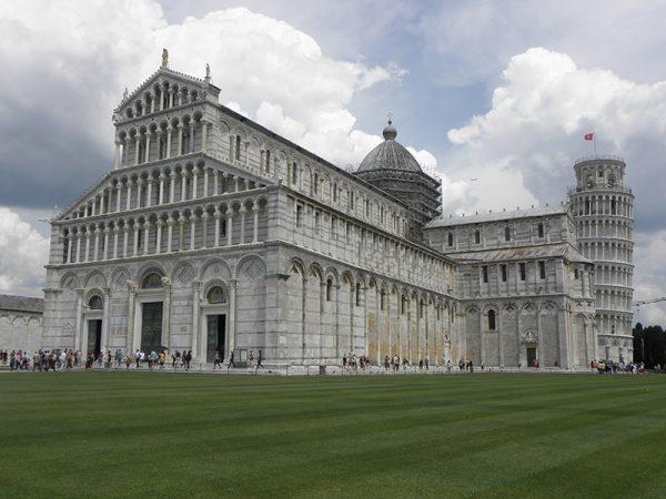 Piazza del Duomo de Pise