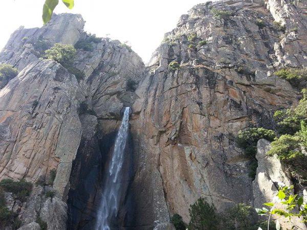 Cascade Piscia Di Ghjaddu