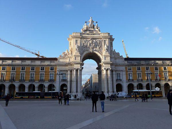 La Praça do Comércio
