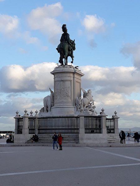 Statue du Roi Joseph 1er