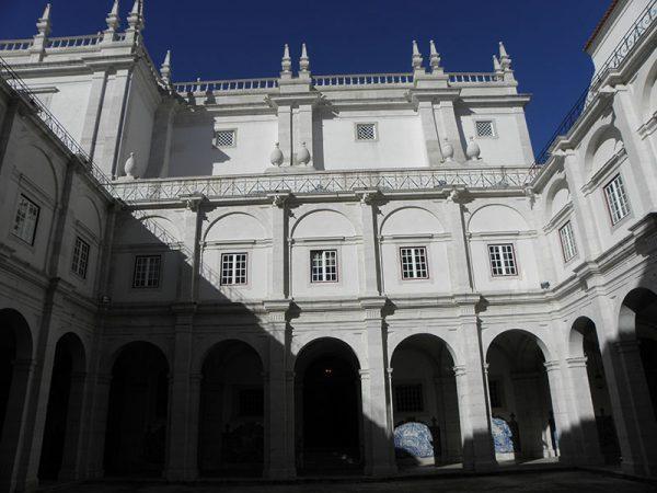 Monastère de Sao Vicente de Fora