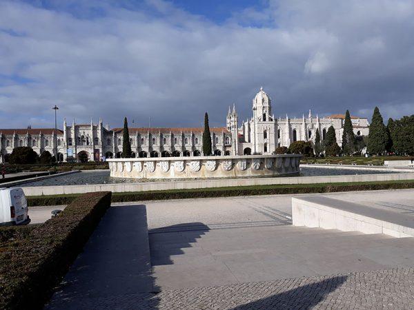 Jardim da Praça do Imperio