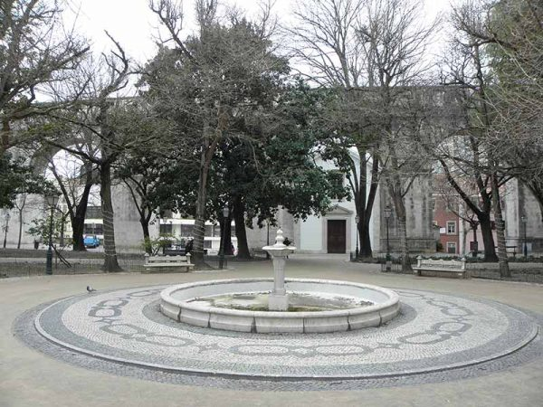 Jardim das Amoreiras