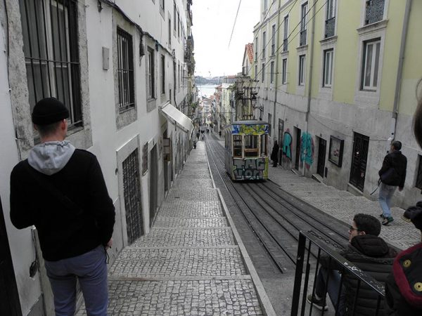 Au hasard des rues