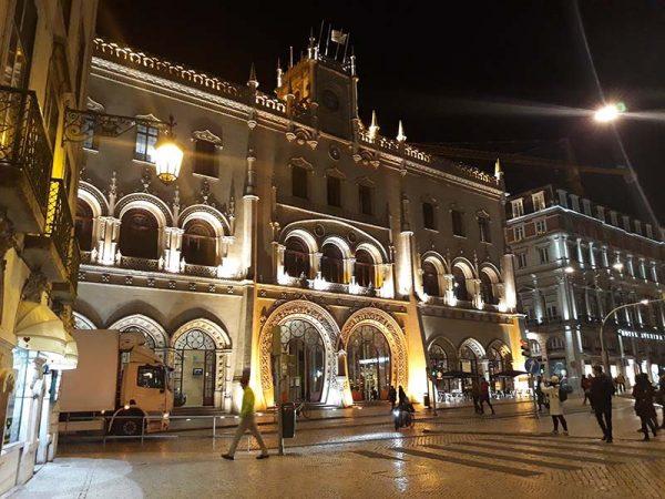 Gare de Rossio