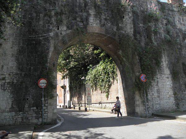 La Porta San Ranierino
