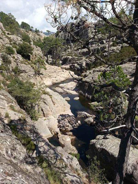 Ruisseau Petra Piana