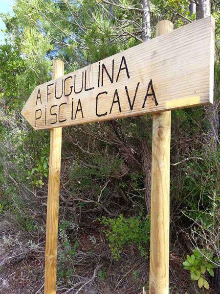 A gauche direction Fugulina