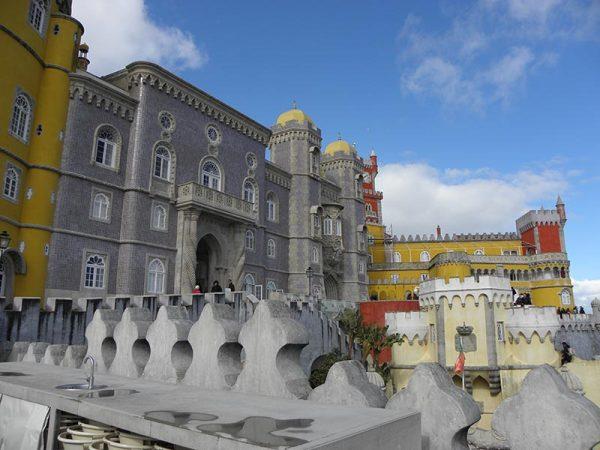 Le Palais National de Pena