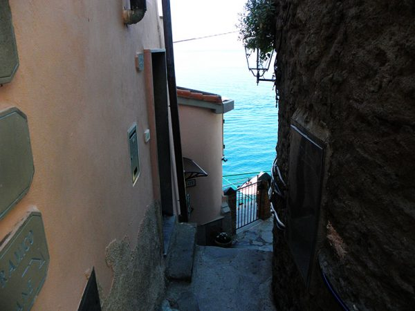Balade à Riomaggiore