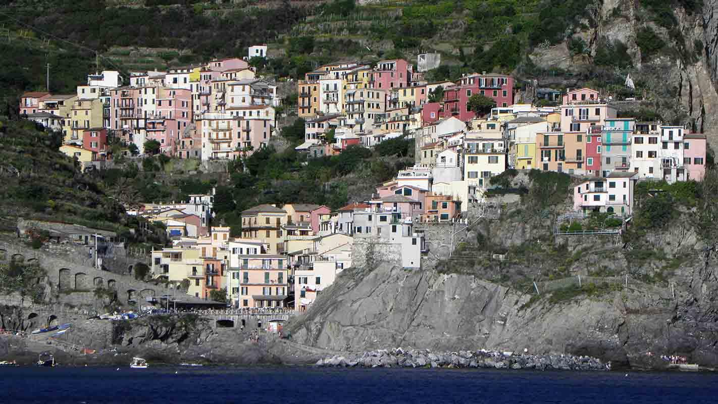 You are currently viewing Une journée dans les Cinque Terre
