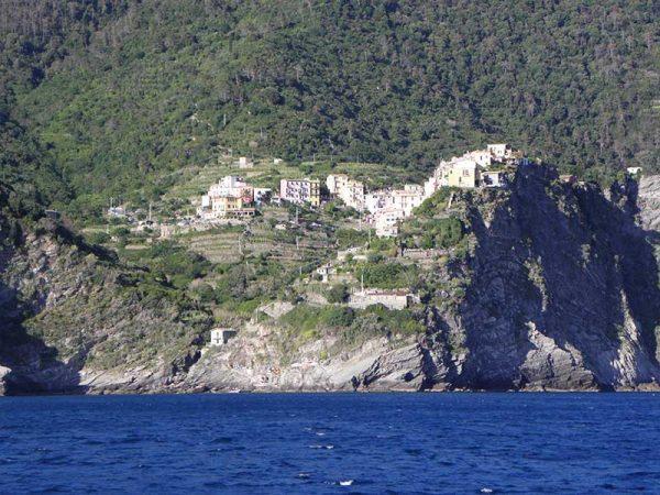 Vue de Corniglia