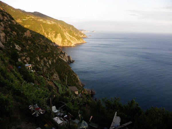 Paysage des Cinque Terre