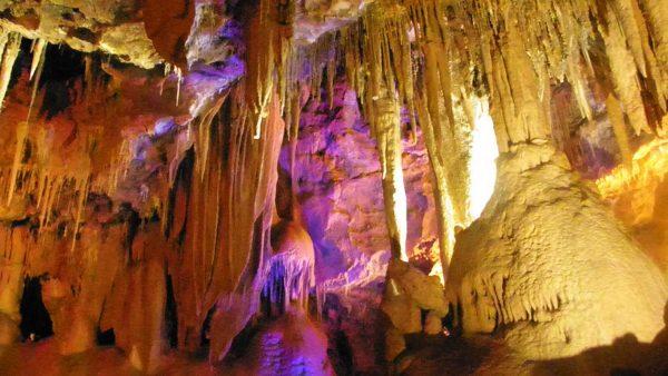 Visiter la grotte de Baume Obscure