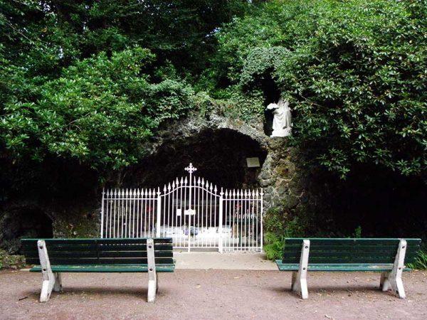 Grotte Notre Dame de Paimpont