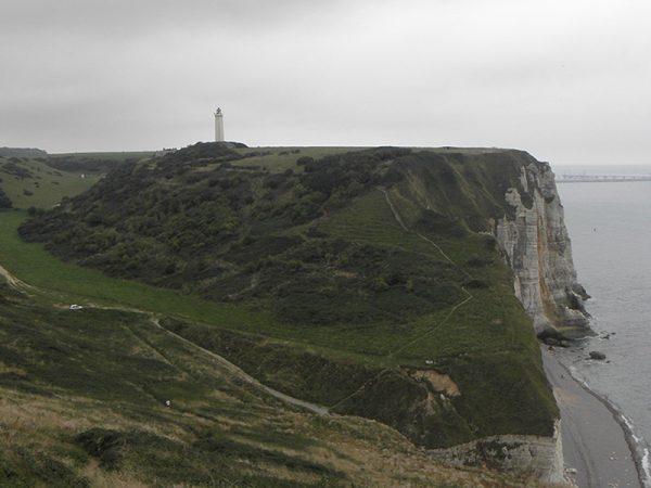 Le phare d'Antifer
